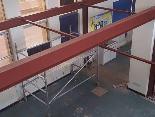Structure Installation